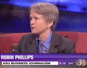 Robin J Phillips
